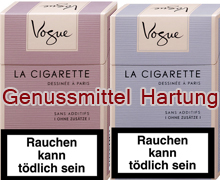vogue zigaretten sorten f r frauen tabak online kaufen. Black Bedroom Furniture Sets. Home Design Ideas