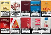 Leichte Zigarettenmarke