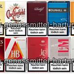 Zigarettensorten - Welche Zigarette passt zu mir?