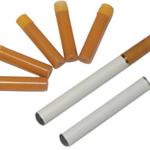 Elektronisches Rauchen der E-Zigarette mit Rezept?