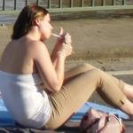 Wann ist Rauchen auf dem Balkon erlaubt?