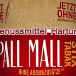Pall Mall ohne Zusätze - aus Sticks wird ohne Zusätze