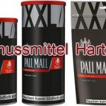 Pall Mall Black Edition neu als Stopftabak