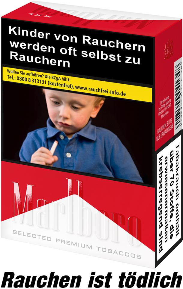 Gratisproben Zigaretten Marlboro