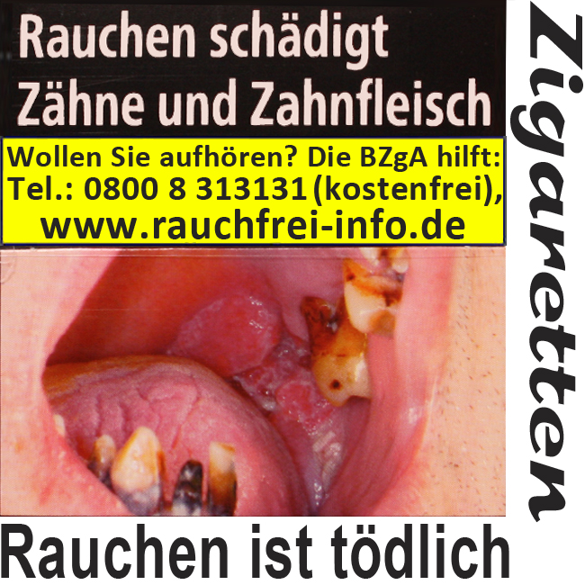 Chesterfield Rot True Zigaretten
